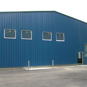 Dunkley Lumber Squash Court and Hangar