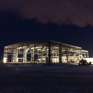 Kalmar Construction, Fort St. John