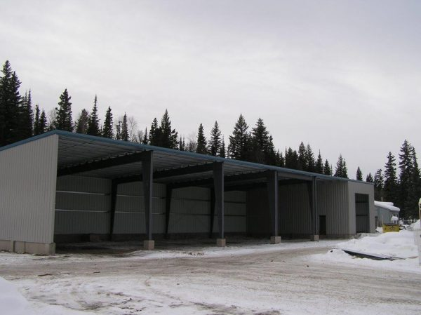 A.L. Sims in Prince George, BC