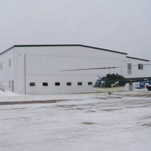 Kalmar Hanger, Fort Nelson BC