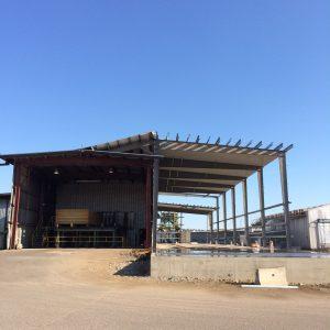 Carrier Lumber Planer Building