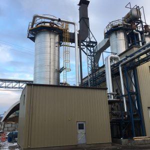Energy plant (PG Saw)