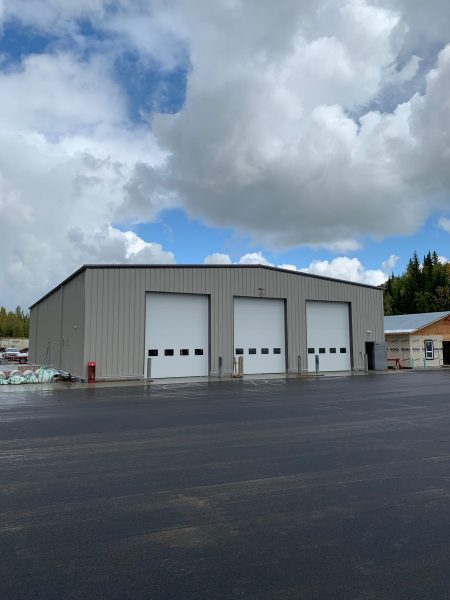 Arrow Truck Shop - Prince George - completed