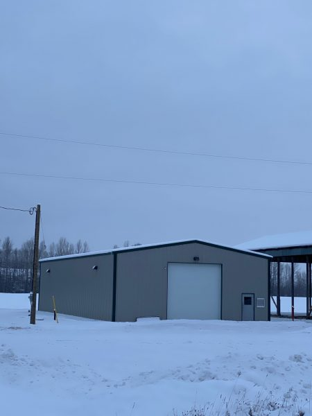 Warehouse, Shelly BC